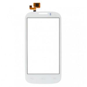 Тачскрин для телефона Alcatel Pop C5 5036D (белый)   Фото 1