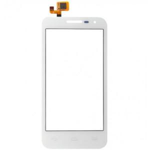 Тачскрин для телефона Alcatel Pop D5 5038D (белый)   Фото 1