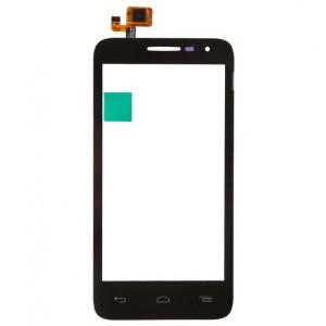 Тачскрин для телефона Alcatel Pop D5 5038D (черный)   Фото 1
