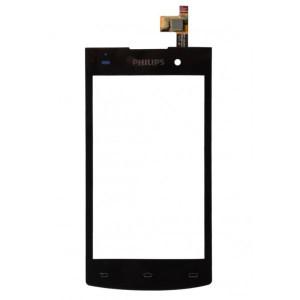 Тачскрин для телефона Philips S308 (черный) | Фото 1