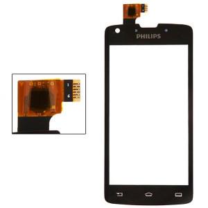 Тачскрин для телефона Philips W8510 (черный) | Фото 1