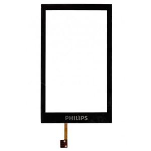 Тачскрин для телефона Philips X525 (черный) | Фото 1