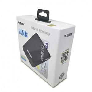 Универсальное зарядное устройство - Внешний аккумулятор Auzer AP10000BK - Black | Фото 3