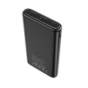 Универсальное зарядное устройство - Внешний аккумулятор Borofone BT31 Winner - 10000 мАч черный | Фото 2