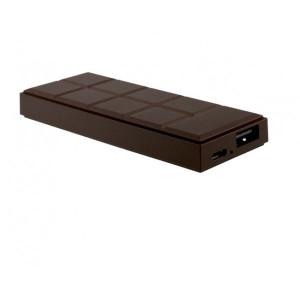 Универсальное зарядное устройство - Внешний аккумулятор Partner 3200 - Chocolate | Фото 1