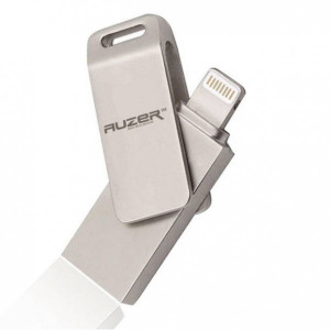 USB флешка для планшета Apple iPad 4 (64 Гб - Silver) - Auzer | Фото 1