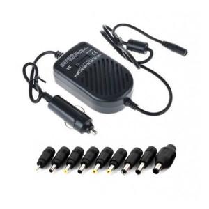 Зарядка для ноутбука универсальная автомобильная (8 разъемов - 80 Вт) - Meind | Фото 1