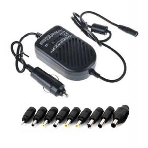 Зарядка для ноутбука универсальная автомобильная (8 разъемов - 90 Вт) - Pitatel | Фото 1