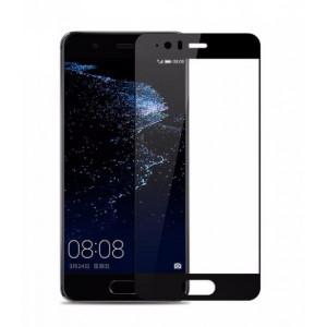 Защитное стекло для телефона Huawei P10 Plus (3D - 0.3 мм - Black) - Auzer | Фото 1