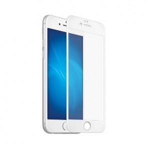 Защитное стекло для телефона Apple iPhone 6 (0.3 мм - White) - Auzer | Фото 1