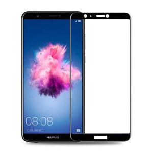 Защитное стекло для телефона Huawei P smart (5D - 0.3 мм - Full Glue - Black) - Auzer | Фото 1