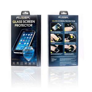 Защитное стекло для телефона Huawei P smart (5D - 0.3 мм - Full Glue - Black) - Auzer | Фото 2