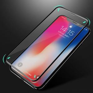 Защитное стекло для телефона Apple iPhone X (0.22 мм Imperor Black) - Remax | Фото 1