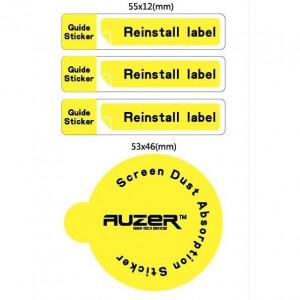 Защитное стекло для телефона Motorola Moto C Plus (0.3 мм) - Auzer | Фото 2