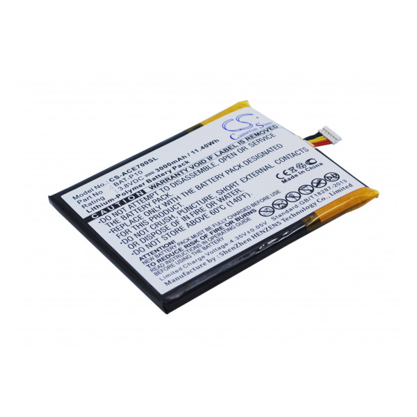 Аккумулятор для телефона Acer Liquid E700 - Cameron Sino | Фото 1