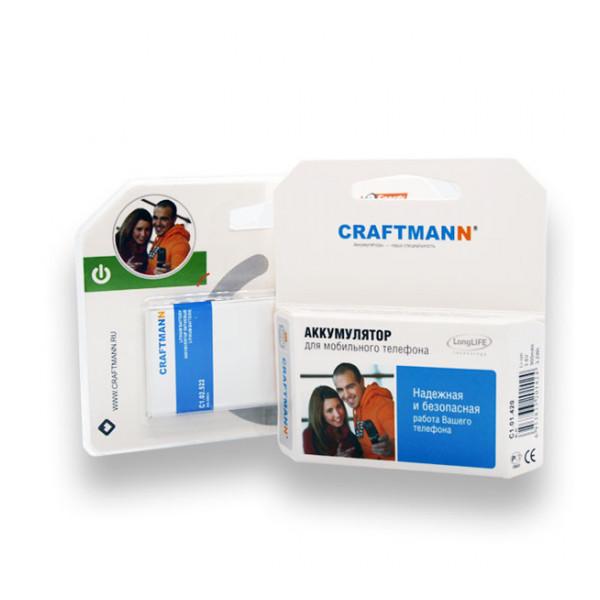 Аккумулятор для Alcatel (CAB31L0000C2) - Craftmann   Фото 1