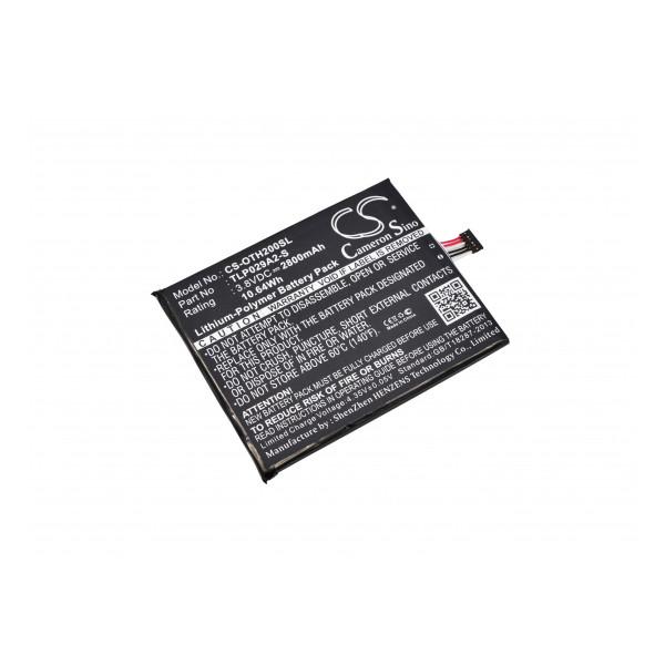 Аккумулятор для Alcatel (TLP029A2-S, TLP029AJ) - Cameron Sino | Фото 1