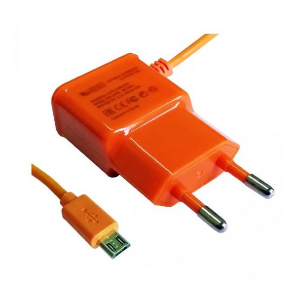 Зарядка сетевая для часов alcatel GO Watch (1A - Orange) - LP | Фото 1
