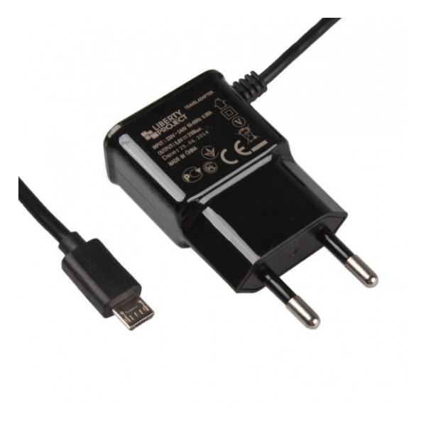 Зарядка сетевая для ноутбука Asus Transformer Pad TF103C (2.1A - Black) - LP | Фото 1