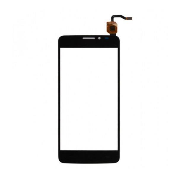Тачскрин для телефона Alcatel Idol X 6040D (черный)   Фото 1
