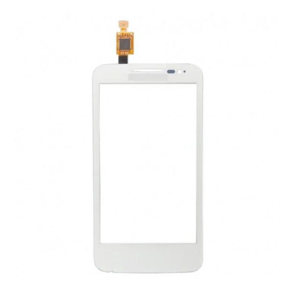 Тачскрин для телефона Alcatel One Touch M'Pop 5020D (белый) | Фото 1