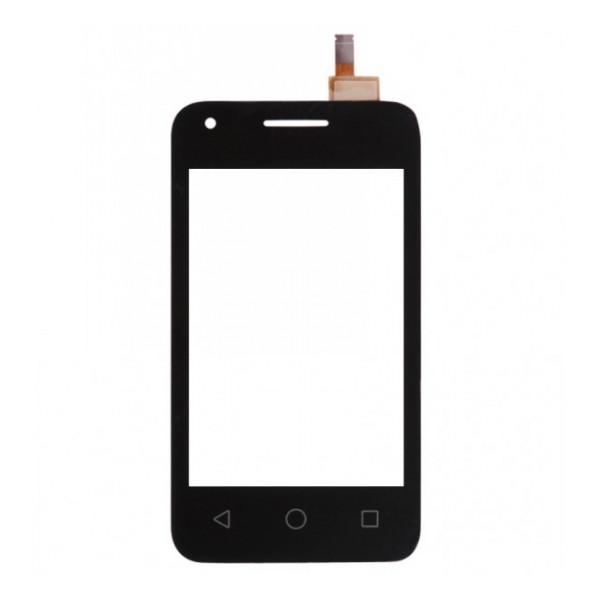 Тачскрин для телефона Alcatel Pixi 3 (3.5) OT-4009D (черный) | Фото 1