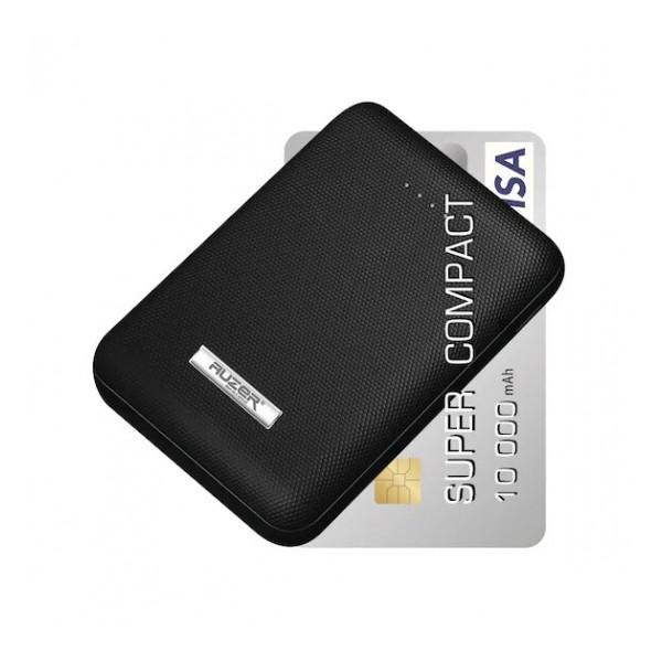 Универсальное зарядное устройство - Внешний аккумулятор Auzer AP10000BK - Black | Фото 1