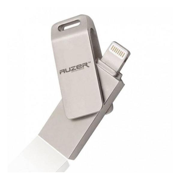 USB флешка для телефона Apple iPhone 6 (64 Гб - Silver) - Auzer | Фото 1